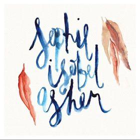 Sophie Isobel Asher