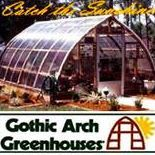 Gothic Arch Greenhouses