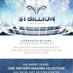 Jeunesse Global = Instantly ageless - Social Media Marketing