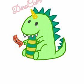 Bacon Dino