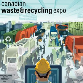 b697648bf72 Waste   Recycling Expo Canada Expo (cwre) on Pinterest