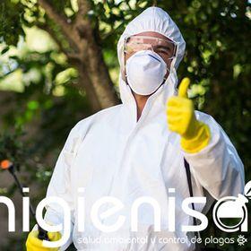 Higienisa Control de Plagas