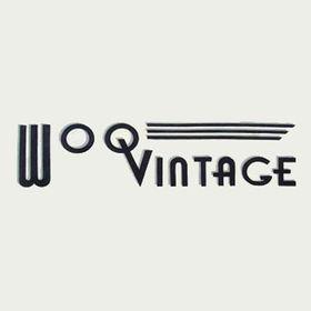 Woo vintage clothing