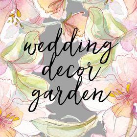Weddingdecorgarden/Event Designer