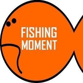 fishing moment