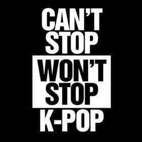 K-pop FOREVER!🖤🖤🖤