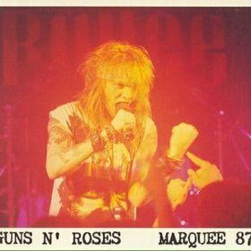 Guns N'Roses Slash