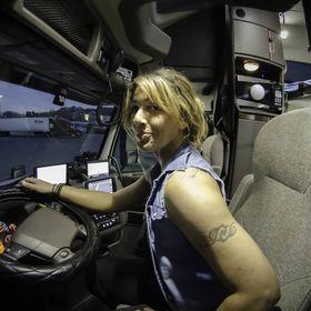 Trucker T Shirt