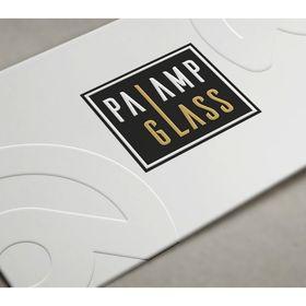Palamp glass