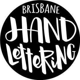 Brisbane Hand Lettering