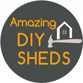 Amazing DIY Sheds