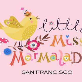 Little Miss Marmalade