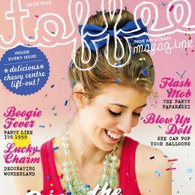 Toffee Magazine