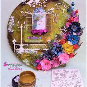 art and craft materials