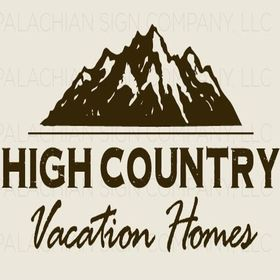 high country vacation homes llc hcvacations on pinterest