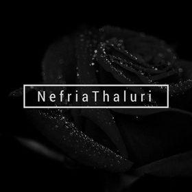 Nefria Thaluri