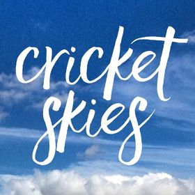 Cricket Skies Photography