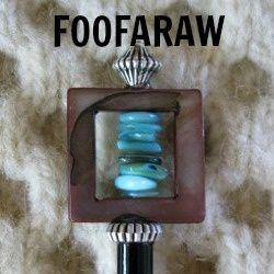 Foofaraw Shawlsticks