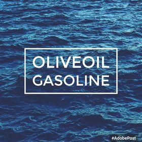 Oliveoil & Gasoline Lifestyle blog