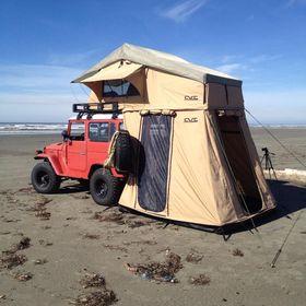 Cascadia Vehicle Tents / CVT
