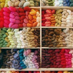 Jayne the knitter