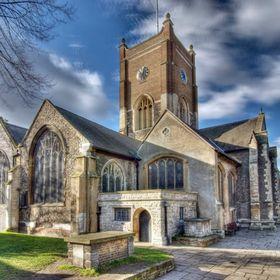 All Saints Church, Kingston