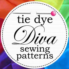 Tie Dye Diva Sewing Patterns