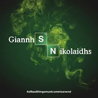 Giannhs Nikolaidhs