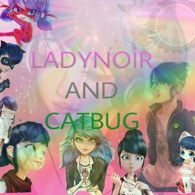Ladynoir And Catbug