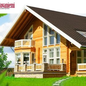 Rovaniemi Log House