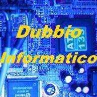 Dubbio Informatico