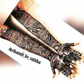 Mehandi by subha
