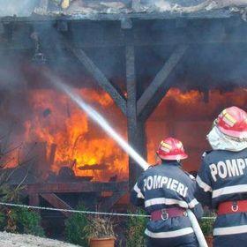 Pompierii Timisoara