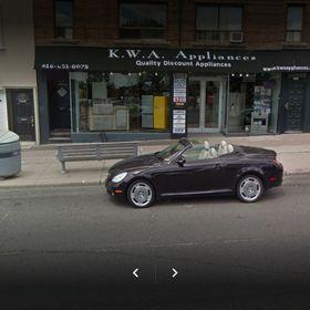 K.W.A Appliances