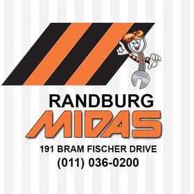 Randburg Midas on Bram Fischer