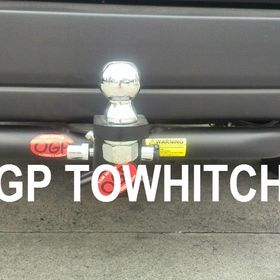 OGP Tow Hitch and Accessories