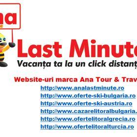 Ana Tour Travel - Agentii de turism