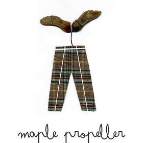 Maple propeller
