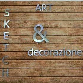 sketch art and decorazione