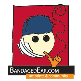 Bandaged Ear