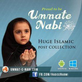 Ummat-e-Nabi Foundation