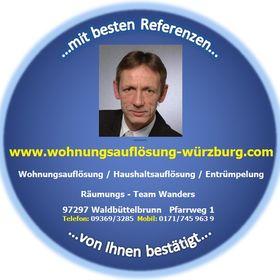 Räumungs-Team Walter Wanders