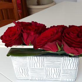 1 M 65 mm filaire Noël ruban or Rose /& Brillant PONSETTIA - Arbre Fleuriste Bow