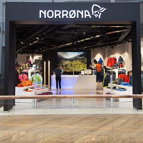 Norrona Concept Store Taby