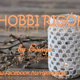 Hobbi Rigók Handmade by Evingó