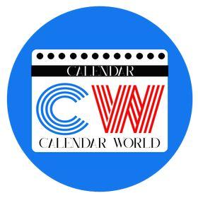 Calendar world
