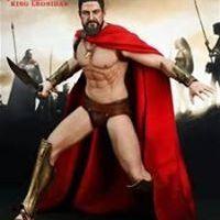 Leonidas I Rey De Esparta