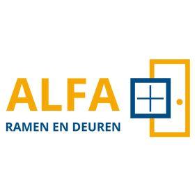 Alfa ramen en deuren Ridderkerk BV