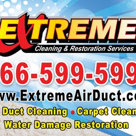 Extreme Air Duct Cleaning And Restoration