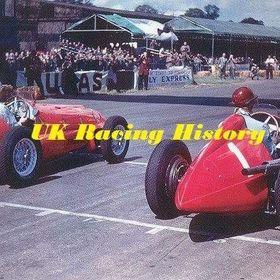 UK Racing History